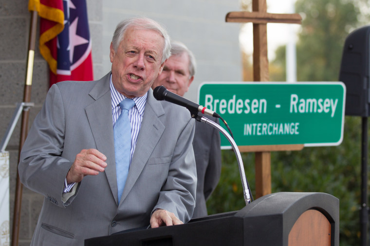Phil Bredesen, Claude Ramsey