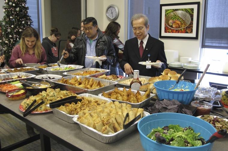Image: Tri Phan-Luncheon