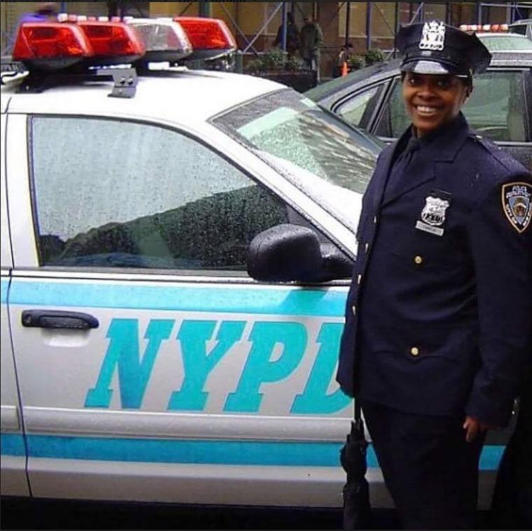 Image: NYPD Detective Miosotis Familia