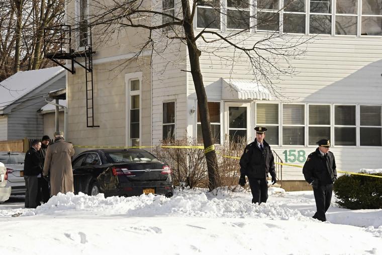 Image: Troy police investigate multiple deaths