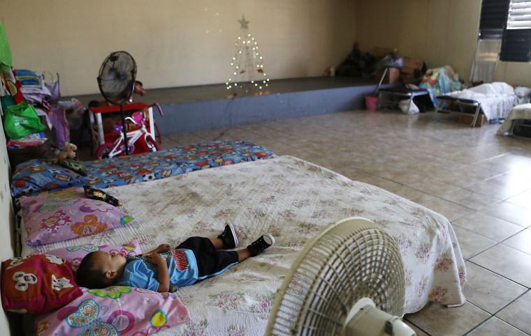 Image: Puerto Rico Hurricane Recovery