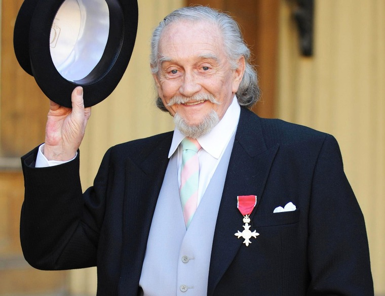 Image: Roy Dotrice death