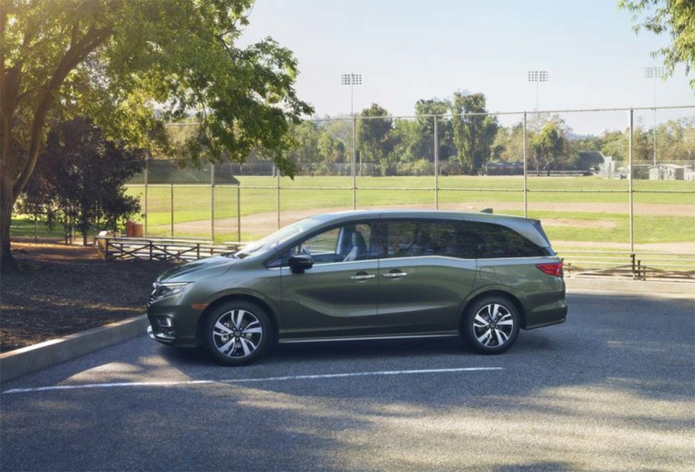With the new Odyssey, Honda is set to prove there's life left in the minivan market.