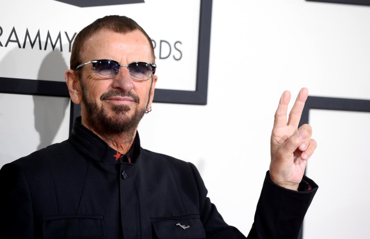 Beatles Drummer Ringo Starr Knighted In Queen Elizabeths Honors List