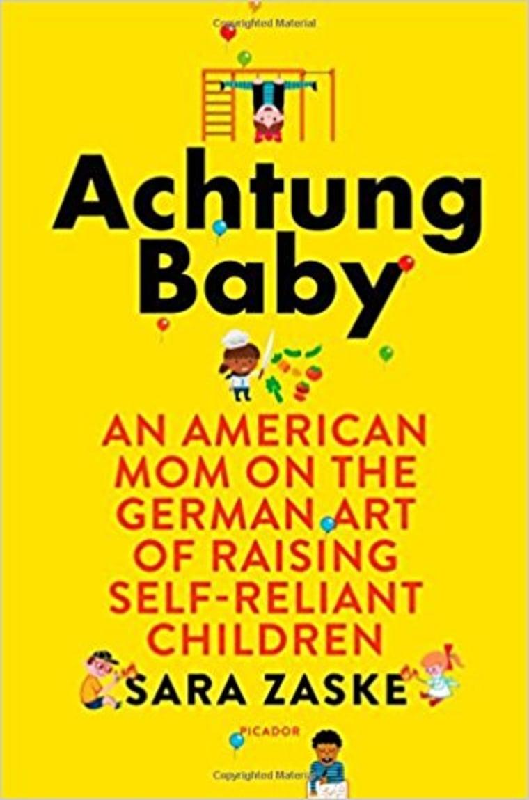 Atchung Baby book