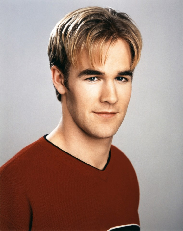 DAWSON'S CREEK, James Van Der Beek, (Season 5), 1998-2003.