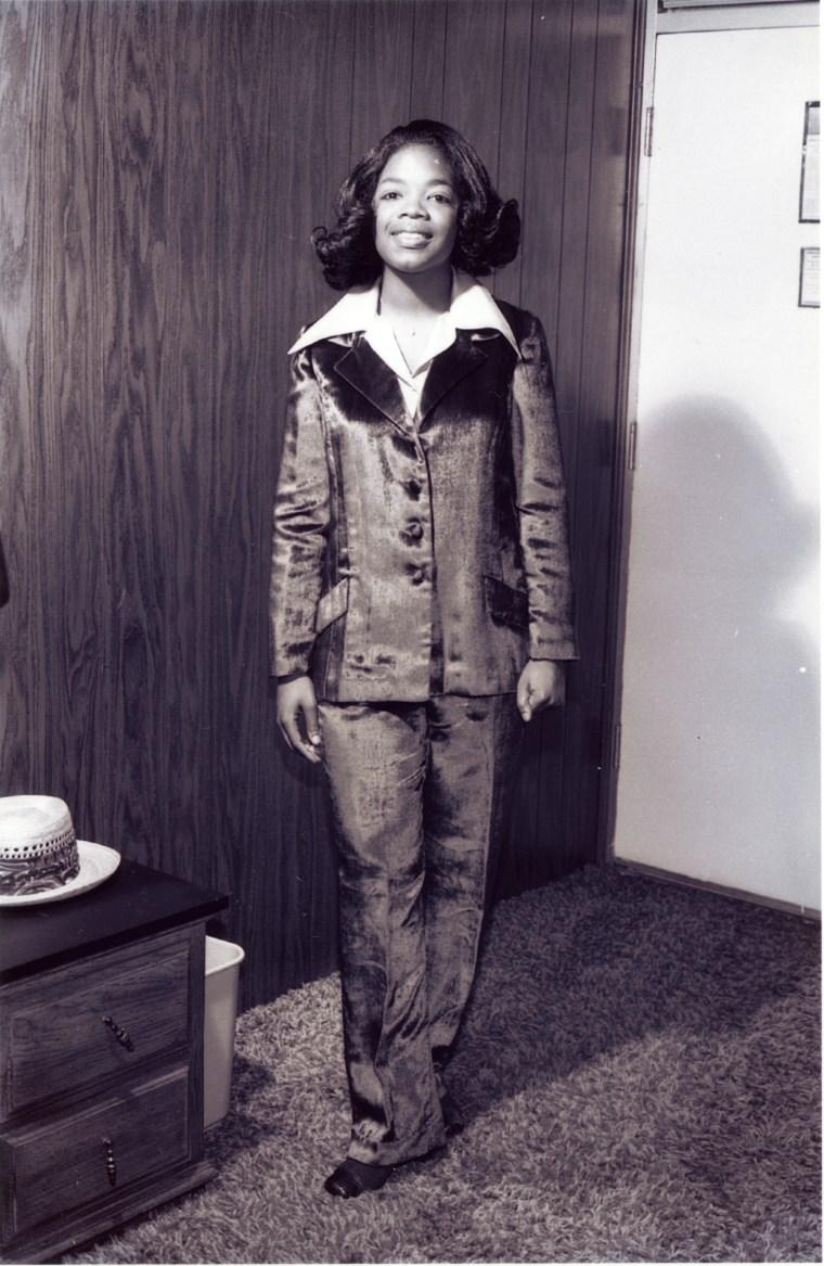 Oprah Winfrey - 1971