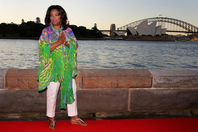 Oprah Winfrey Visits Australia - Day 4