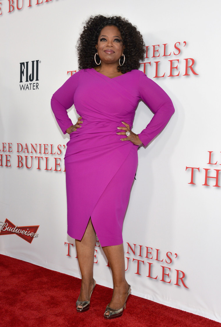 "Premiere Of The Weinstein Company's ""Lee Daniels' The Butler"" - Red Carpet"