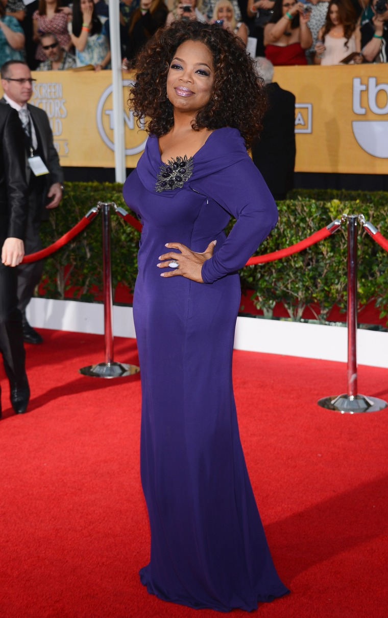 20th Annual Screen Actors Guild Awards - Arrivals