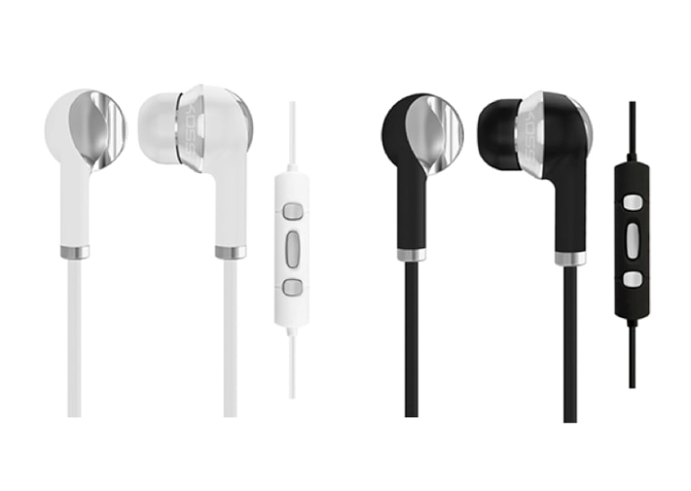 Koss in-the-ear headphones