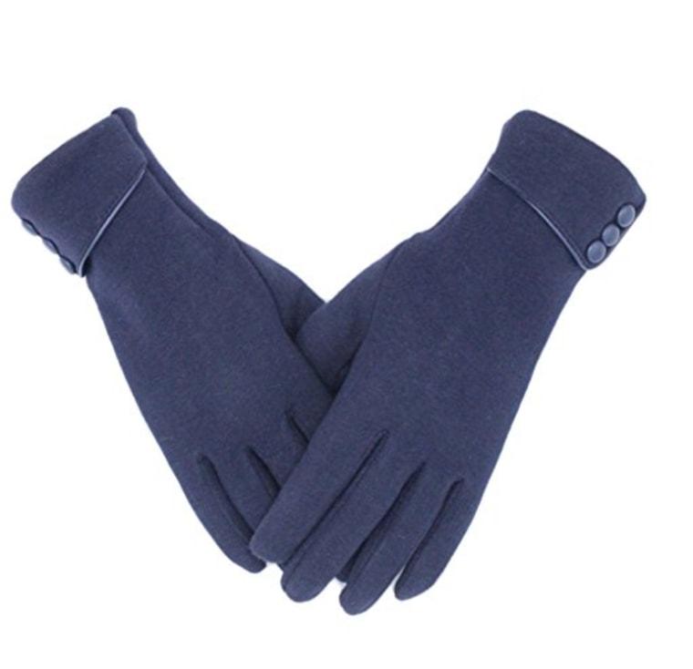 Tomily fleece glove photo