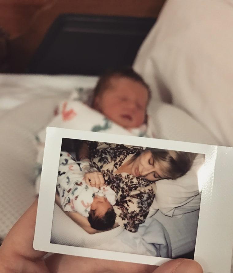 HGTV stars Erin and Ben Napier welcome daughter, Helen.