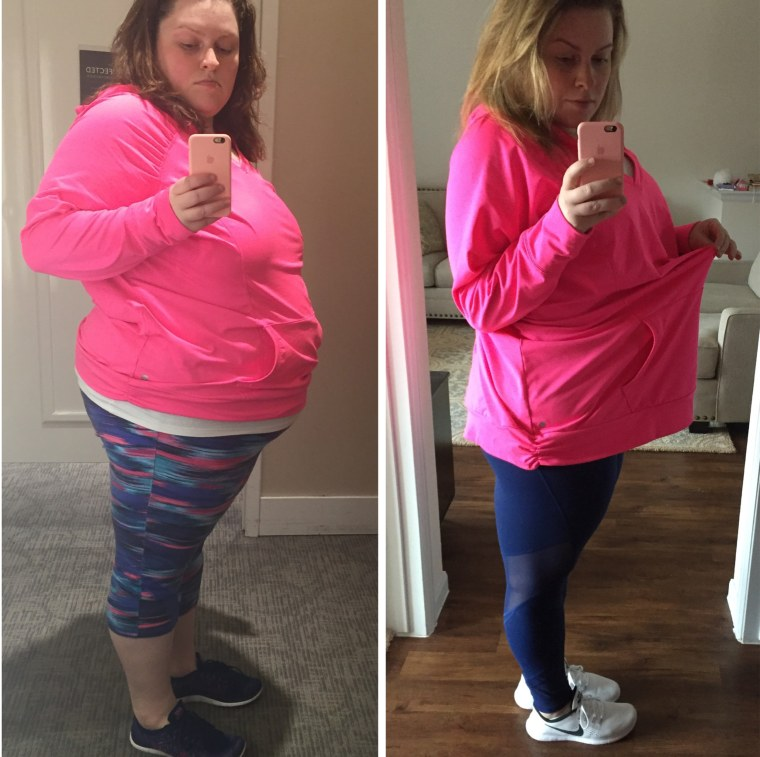 Taylor experienced a lot of health problems when she weighed 333 pounds. Since losing 103 pounds, she has been much healthier.