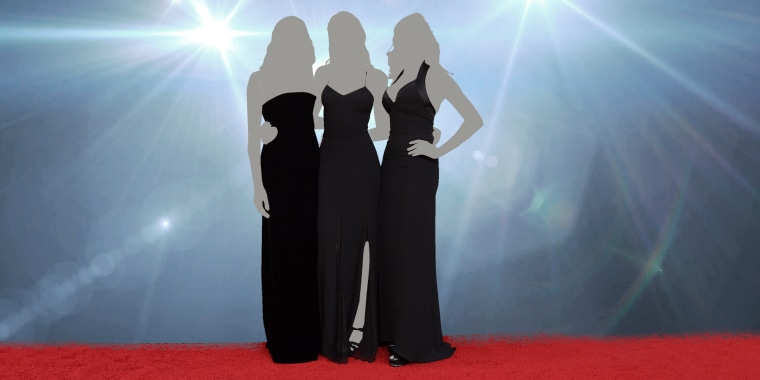 Who will wear black to Sunday's Golden Globes? Tune in to find out.