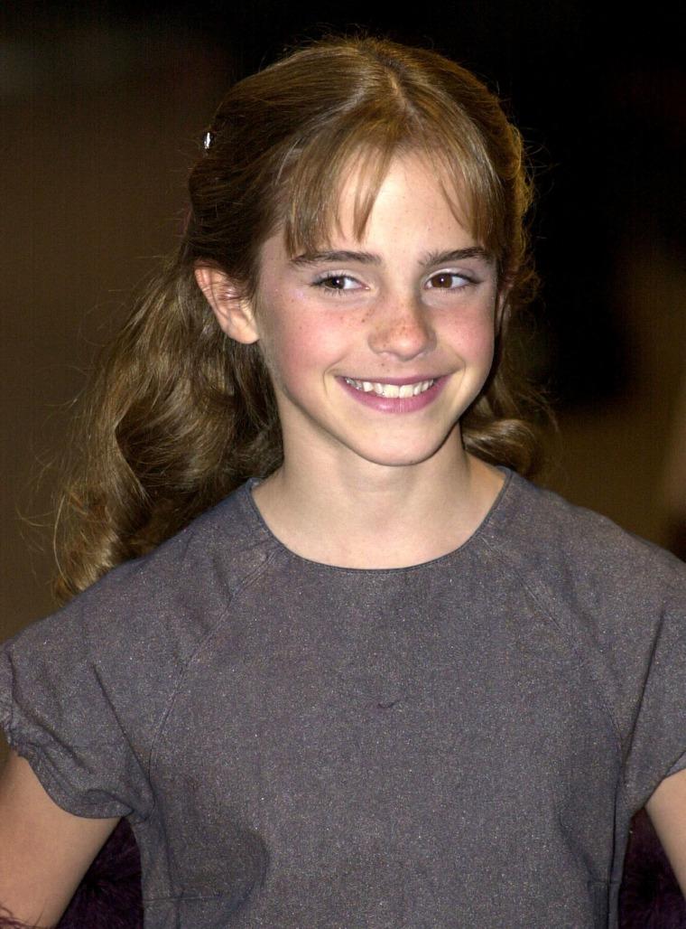 Emma Watson Debuts New Bangs In Instagram Photo
