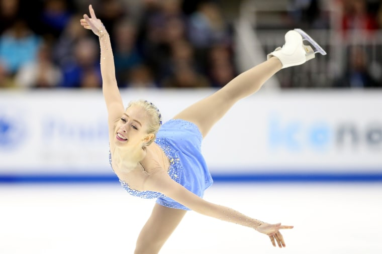 Image: 2018 Prudential U.S. Figure Skating Championships - Day 3