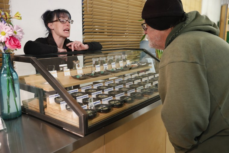 Image: California Legalized Recreational Marijuana Use