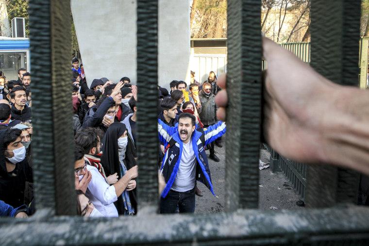 Image: Tehran Protests