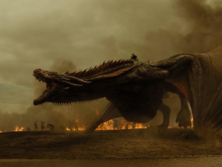 Image: Game of Thrones Season 7, Episode 4.