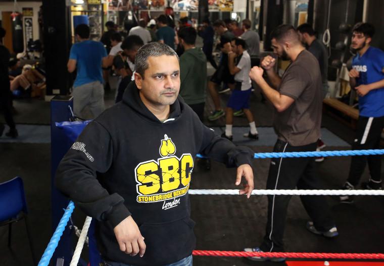 Image: Stonebridge Boxing Club