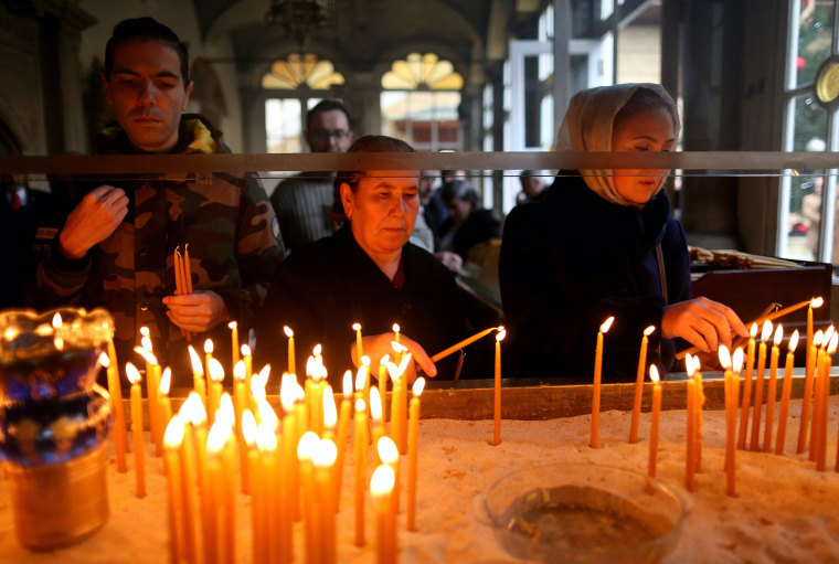 Image: Epiphany Day ceremony in Istanbul