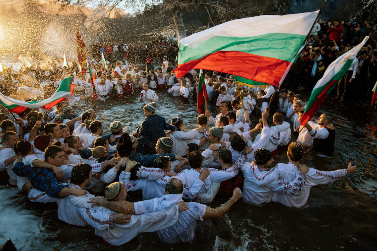 Image: TOPSHOT-BULGARIA-RELIGION-EPIHANY