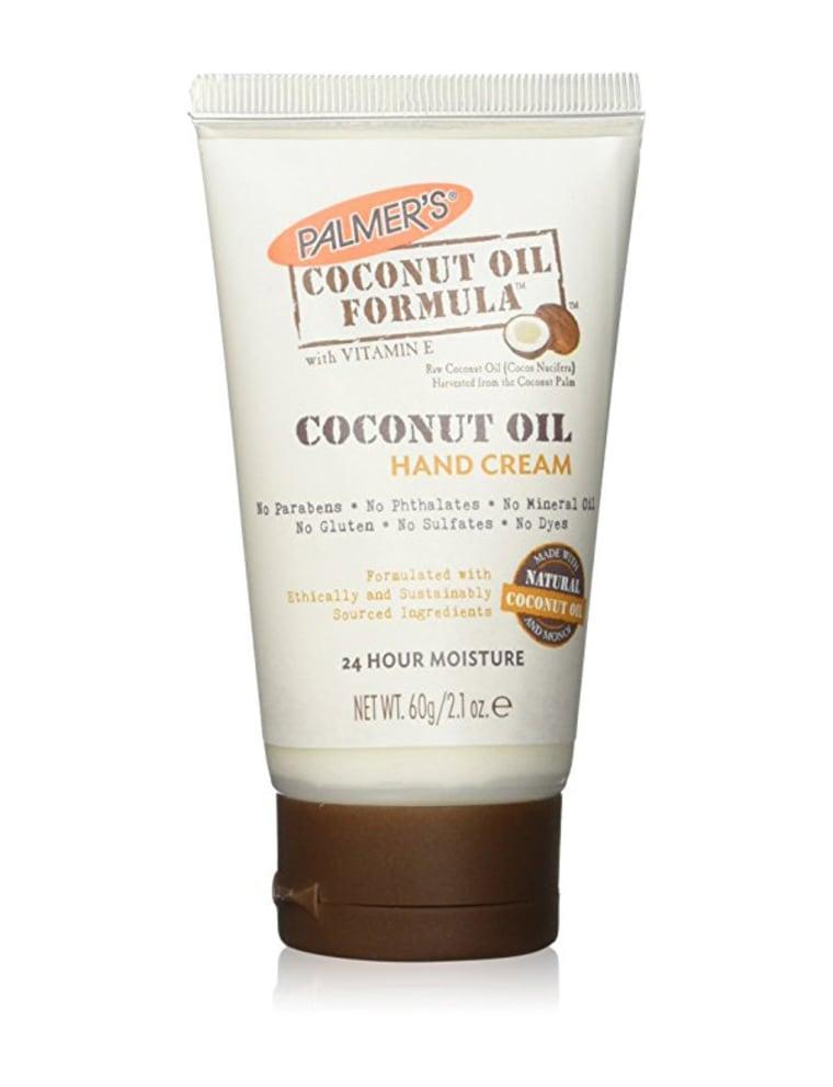 Palmer's Coconut Oil Hand Cream, $8, Amazon