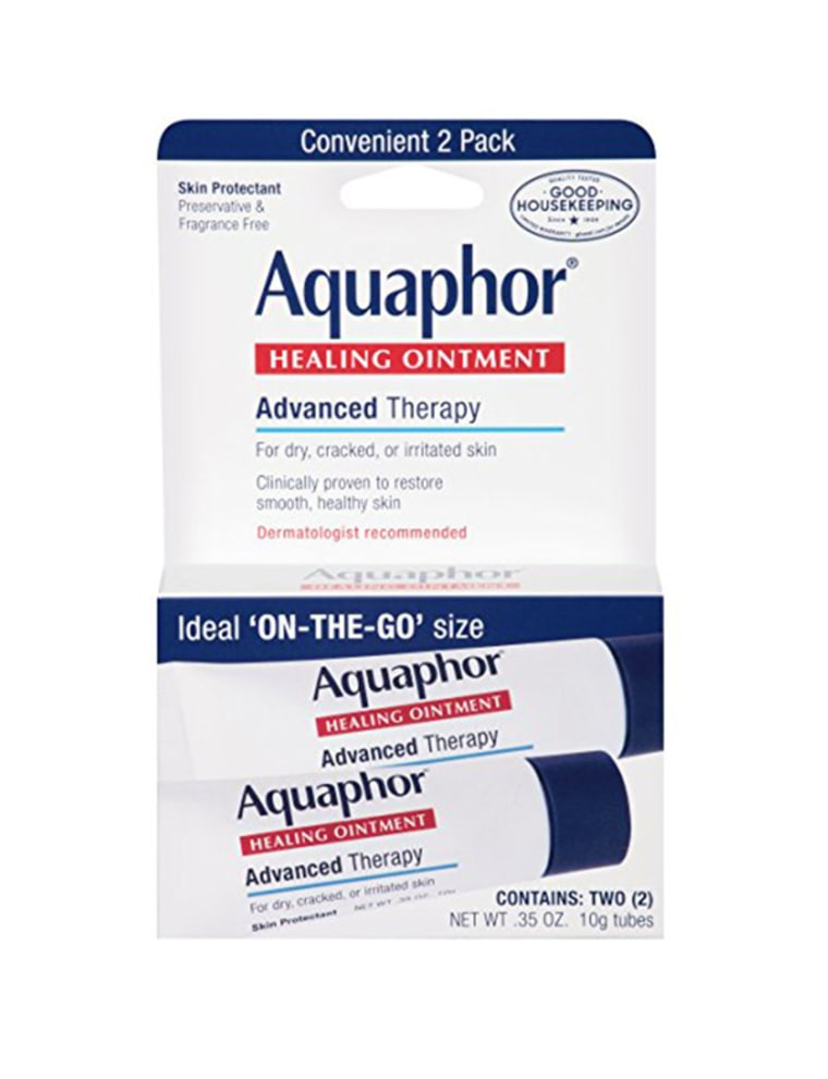 Aquaphor Advanced Therapy Healing Ointment Skin Protectant, $5, Amazon