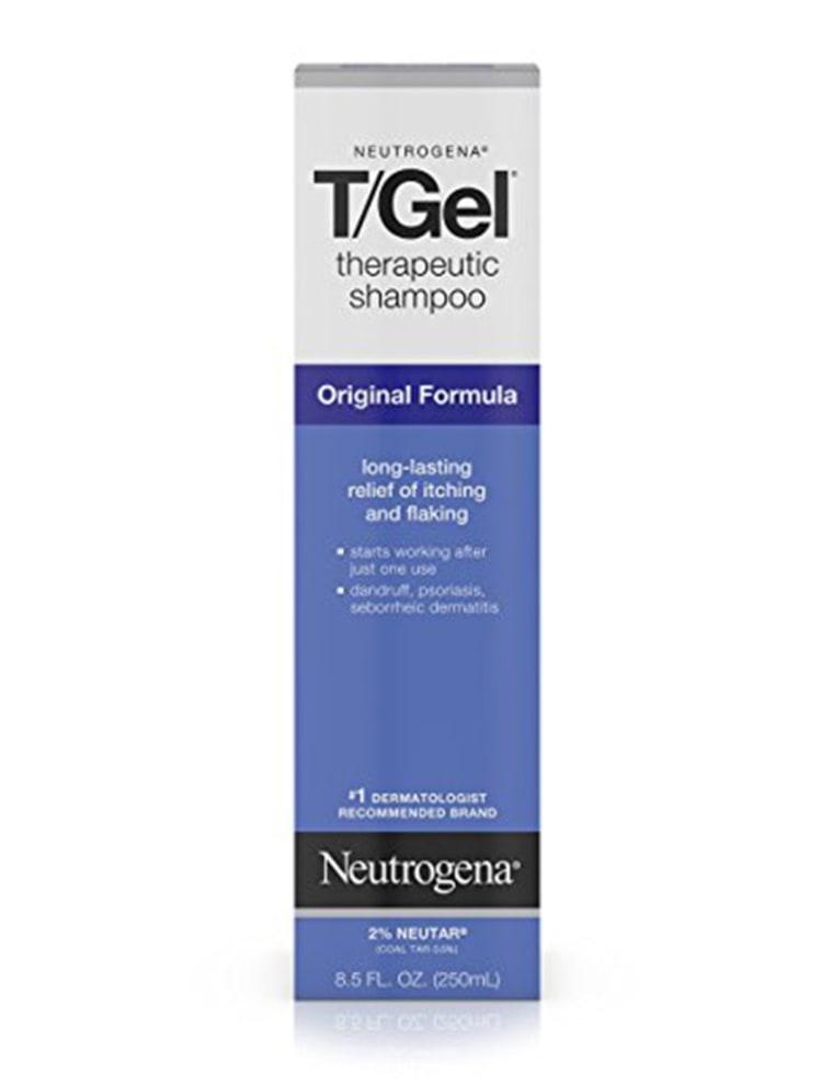 Neutrogena T/Gel Therapeutic Shampoo Original Formula, $16, Amazon