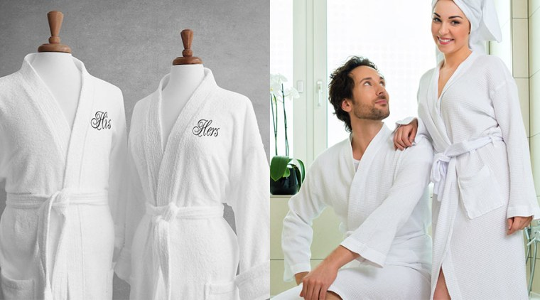 Luxor Linens Robes