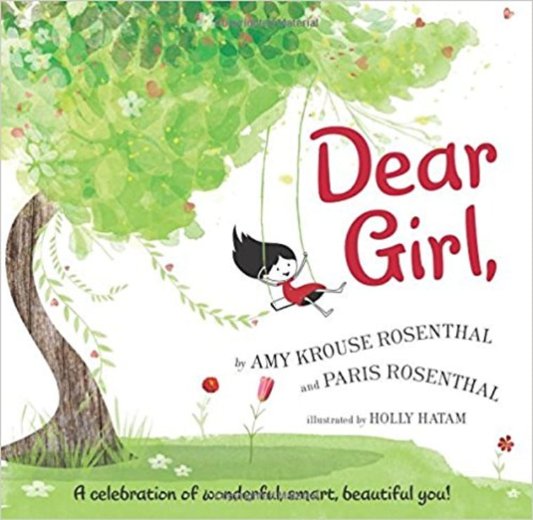 Dear Girl book cover
