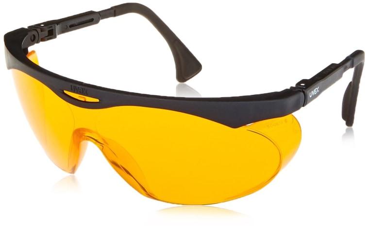 Blue Light blocking glasses by Uvex