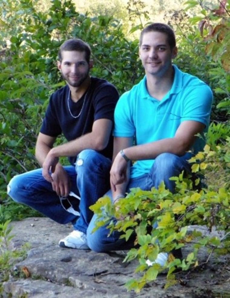 Brandon and Derek Lash.