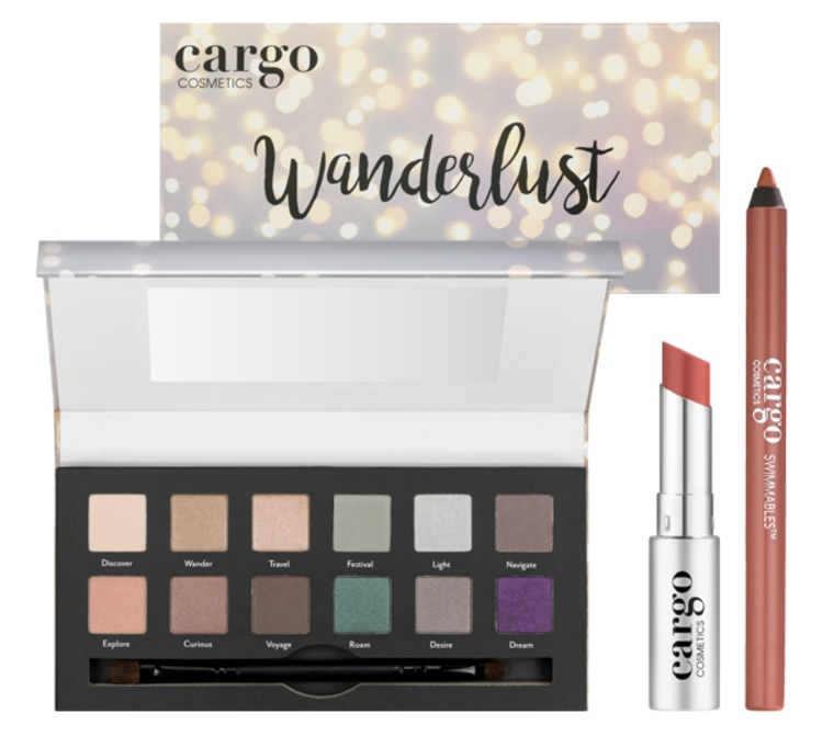 Cargo Cosmetics Makeup Collection