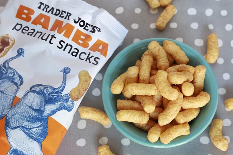 Trader Joe's Bamba Peanut Snacks