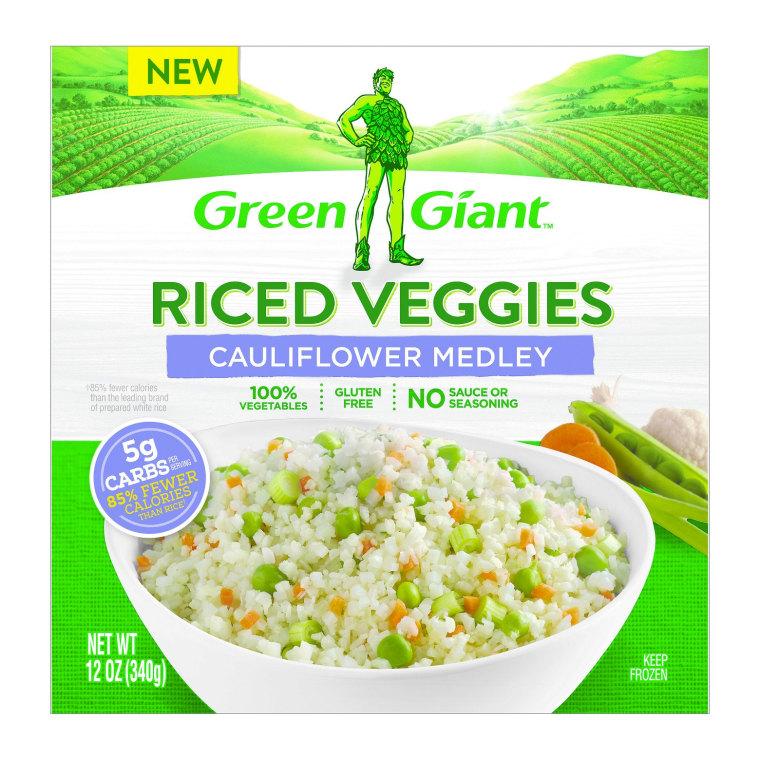 Green Giant Veggie Rice