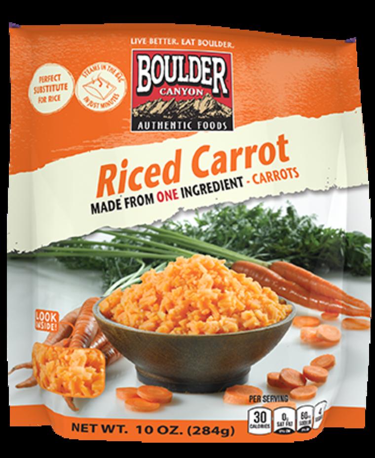 Boulder Canyon Riced Vegetables