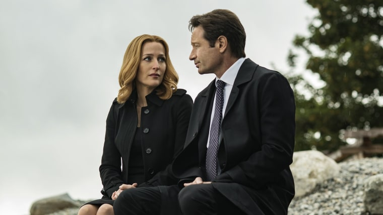 THE X-FILES: