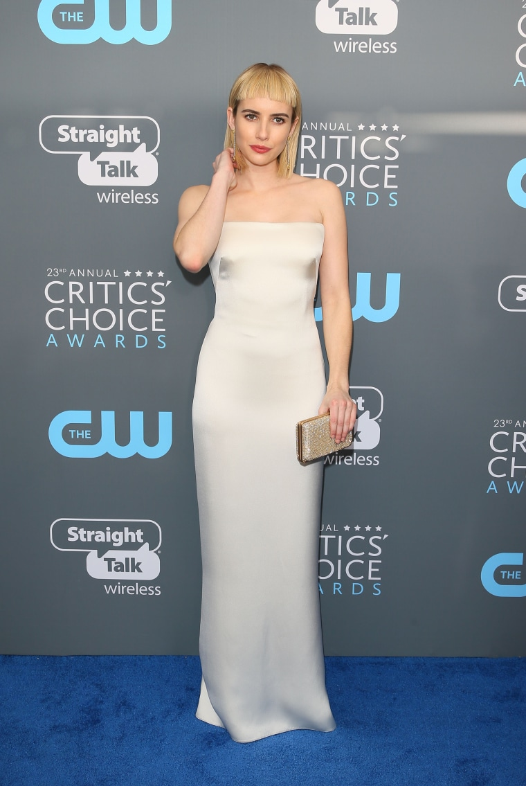 US-ENTERTAINMENT-FILM-CRITICS-AWARDS-ARRIVALS