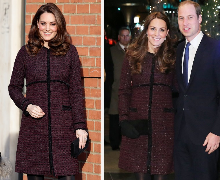 Catherine, Duchess of Cambridge attends the 'Magic Mums' community Christmas party held at Rugby Portobello Trust on December 12, 2017 in London, England.   Prince William, Duke of Cambridge and Catherine, Duchess of Cambridge arrive at The Carlyle Hotel, where they will be staying during their official two-day visit to the United States, on December 7, 2014 in New York City.