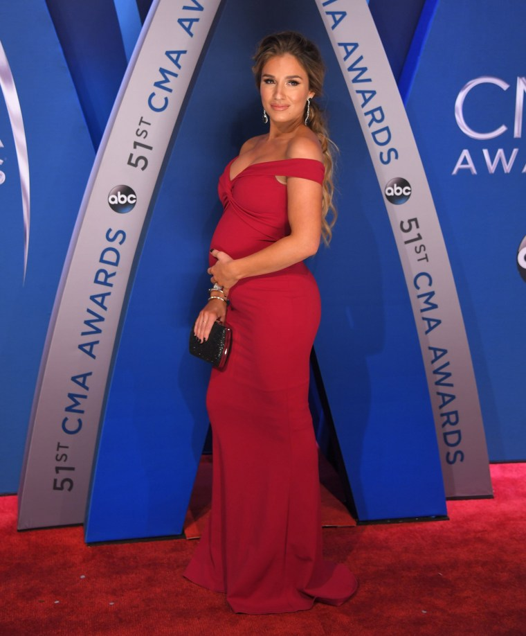 "51st Country Music Association Awards ?EUR"" Arrivals - Nashville"