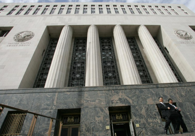The U.S. District Court, Central District of California, in Los Angeles.