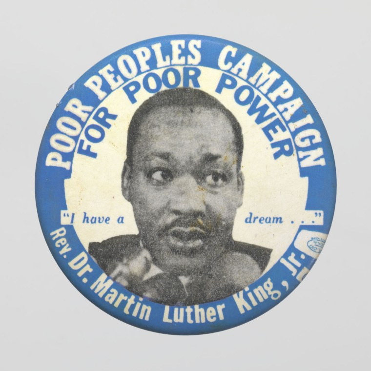 Image: Poor Peoples' Campaign Pin