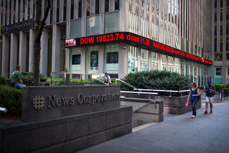 Image: Fox News HQ