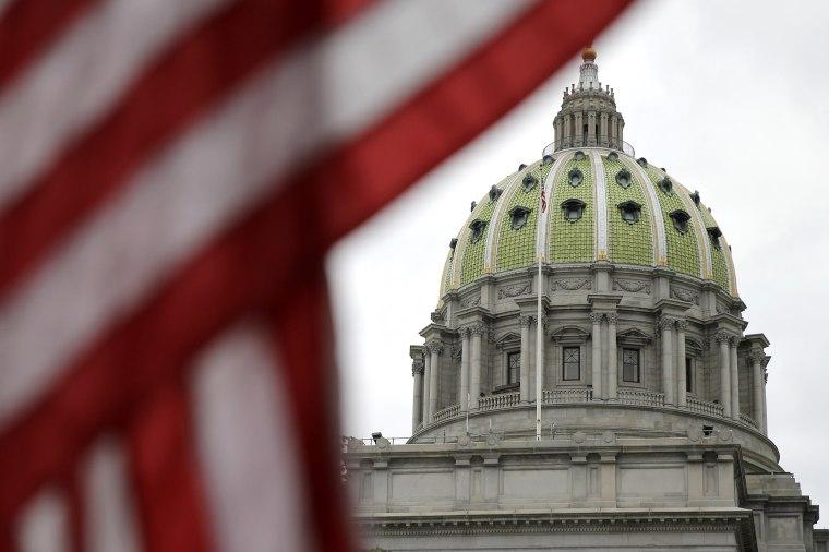 Image: Pennsylvania Capitol Building