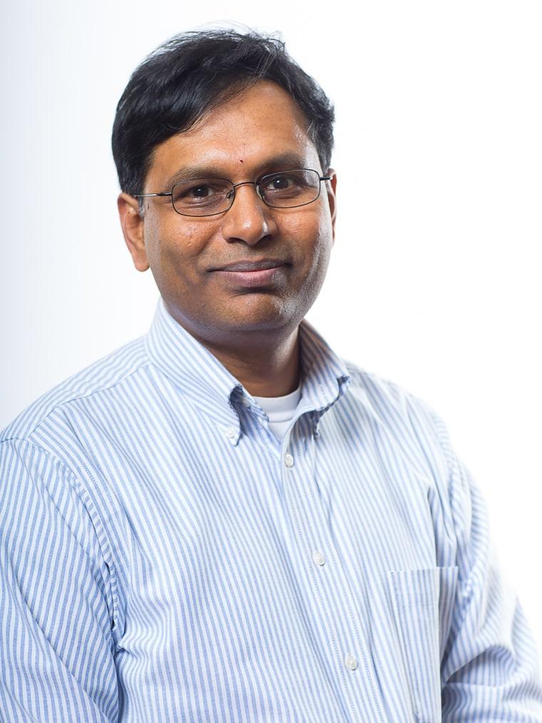 Image: Dr Dhandapani Venkataraman