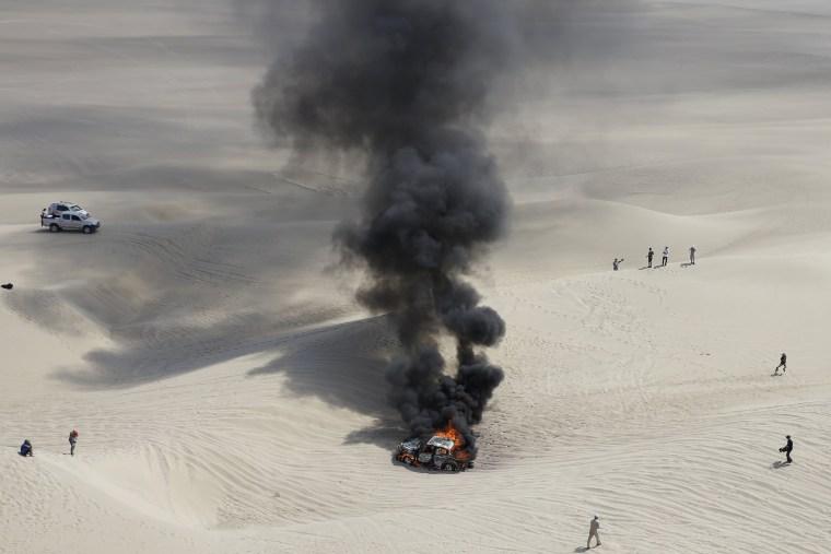 Image: 2018 Dakar Rally