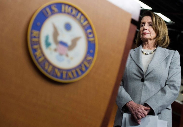 Image: House Minority Speaker Nancy Pelosi