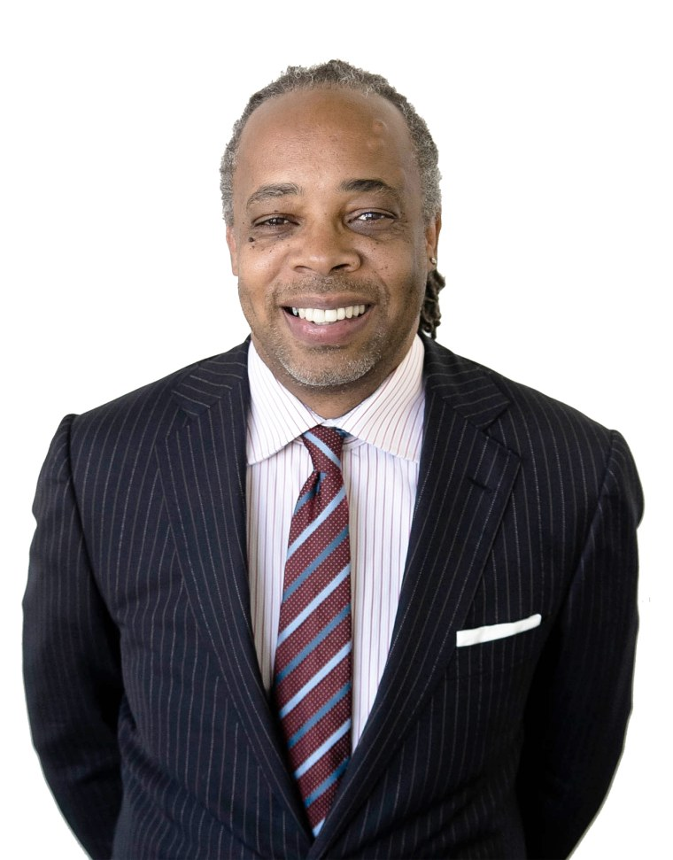 Image: Lawyer Larry English.